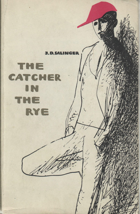 holden caulfield the protector of the innocent in the catcher in the rye Innocence in catcher and the rye  book the catcher in the rye, is characterization holden caulfield,  holden is not only the protector of others innocence.