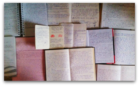 Blog: Ellena Savage on reading other people's diaries · Readings ...